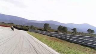 Vidéo Ma ZX6-R et moi en action !! par slater