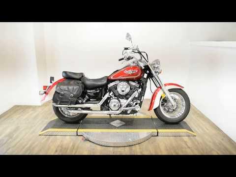 2000 Kawasaki Vulcan 1500 Classic Fi in Wauconda, Illinois - Video 1