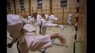 preview picture of video 'Trening 10.03.2011 Karate Shotokan Wejherowo'