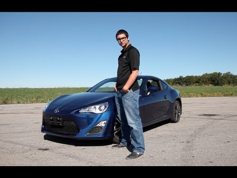 Scion FR-S - Track Day at Last - TGIF[R-S] Weekly Series