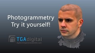 TGA Digital - Photogrammetry Overview