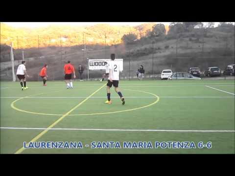 Preview video Video calcio a 5 Laurenzana-Santa Maria Potenza 6-6 Serie D girone B 3 giornata Laurenzana 22 novembre 2014