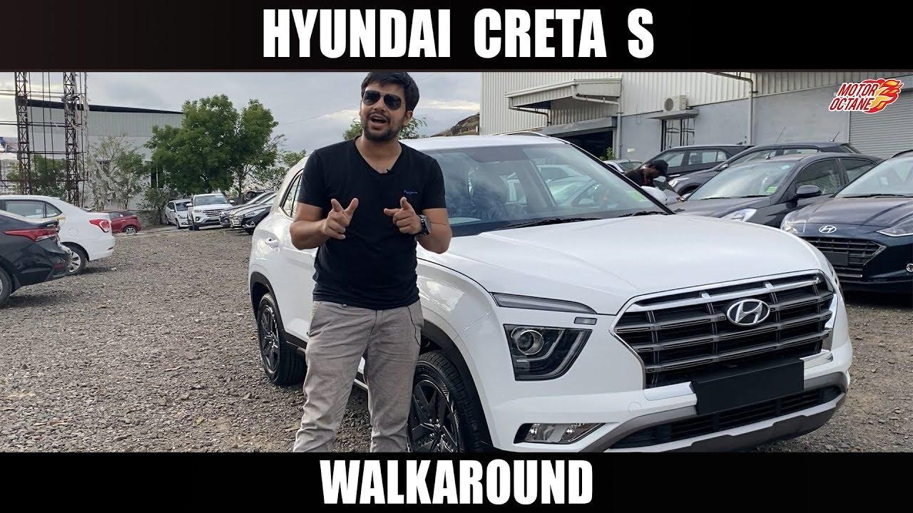 Motoroctane Youtube Video - Hyundai Creta S Model - Top in DEMAND
