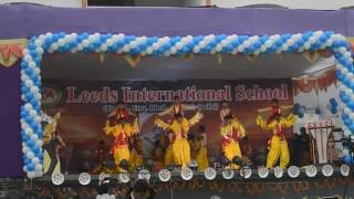 Annual Function of Leeds International School