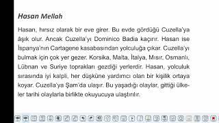 Eğitim Vadisi AYT Edebiyat 22.Föy Tanzimat Döneminde Roman Konu Anlatım Videoları