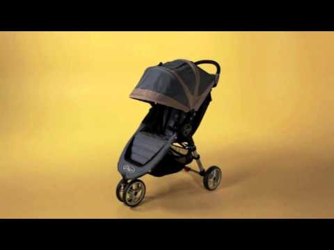 Baby Jogger City Mini Single Stroller Video Review – Online4 baby – YouTube