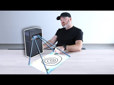 Turn Any Surface Into an Android Touchscreen!