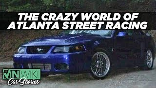 How much can you make street racing in Atlanta?