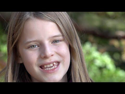 Marjolein (12yo) - You Raise Me Up