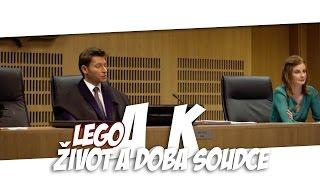 LEGO | Život a doba soudce A.K | DarthDaveCZ