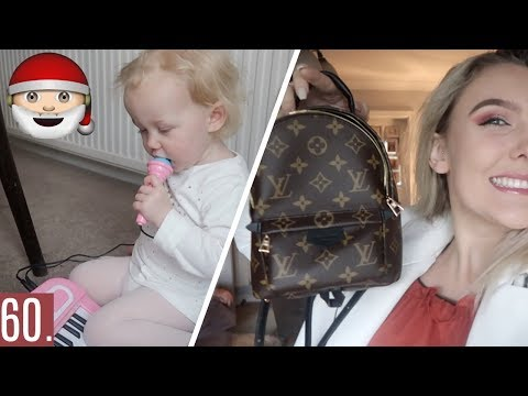 Surprising My Mum With Her Dream Xmas Gift + Christmas Day Vlog!