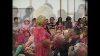 preview picture of video 'Miramar-Gral.Alvarado-Todo Cambia FM Punto-Elisa Carrio en Miramar'