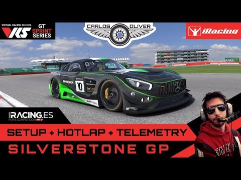 Iracing Hotlap @Imola// Mercedes GT3 // setup+telemetry 1