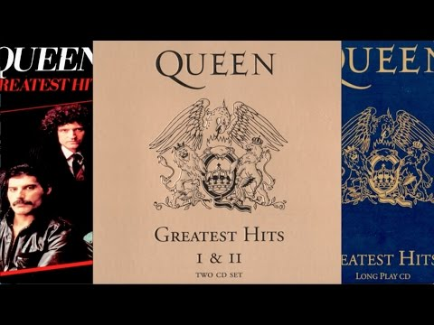 [055] Greatest Hits I & 2 - CD and Cassette Gold Box Edition (1994)