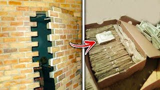 Top 10 Secrets FOUND INSIDE PEOPLES HOMES!