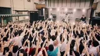 SPYAIR『アイム・ア・ビリーバー』TVアニメ『ハイキュー!!セカンドシーズン』OPテーマ