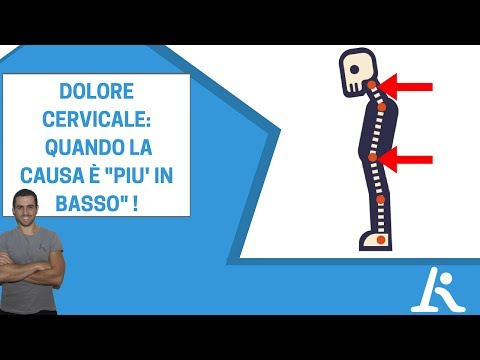 Come massaggiare in un inceppamento del rachide cervicale