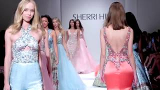 Sherri Hill 2017 Prom Dresses