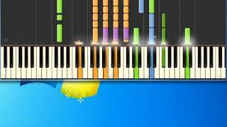 Eagles   Lyin' Eyes [Synthesia Piano] [Piano Tutorial Synthesia]