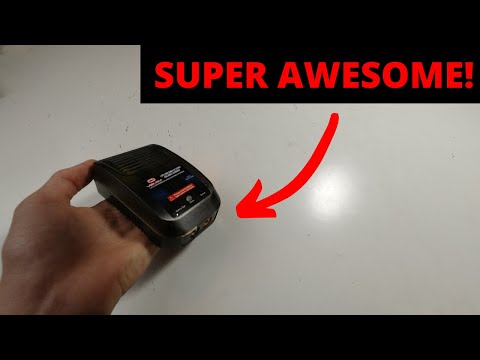 Venom AC Sport RC LiPo Balance Charger Review and Unboxing! - Airborne RC
