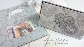 Wedding Gift Card/Money Holder With Pocket Slot