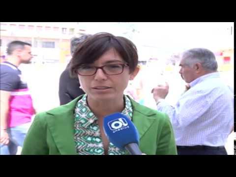 La Plaza de Camas tiene demasiado cemente, según el PSOE