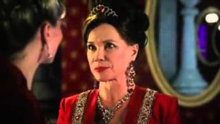Cora Teaches Anastasia Magic 1x11 Once Upon A Time In Wonderland