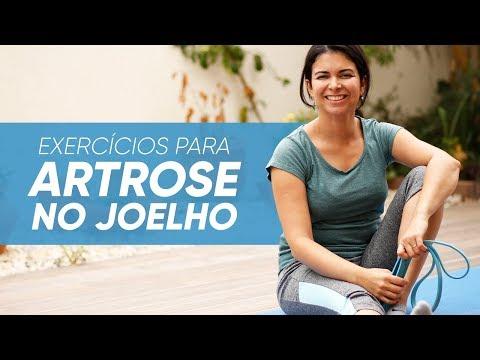 Imagem ilustrativa do vídeo: Exercícios para ARTROSE NO JOELHO