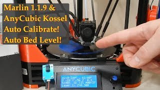 3 Firmware Uploading 20160927_ANYCUBIC Kossel - Most Popular Videos