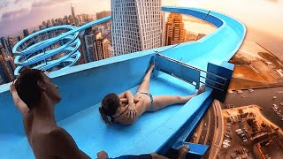 10 MOST INSANE BANNED WATERSLIDES