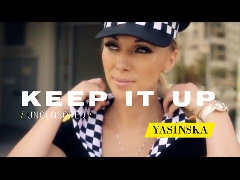 Людмила Ясінська - Keep It Up uncensored