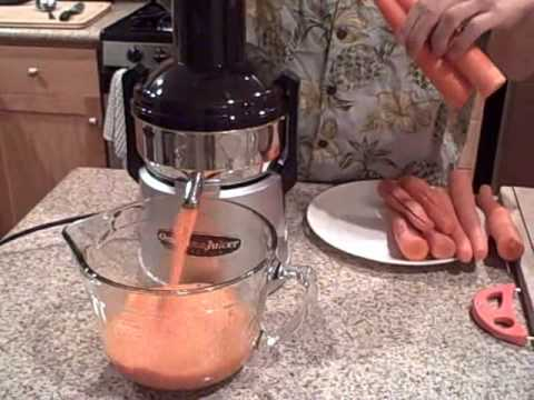 Jack Lalanne Juicer vs Omega Big Mouth Juicer. Which is better?