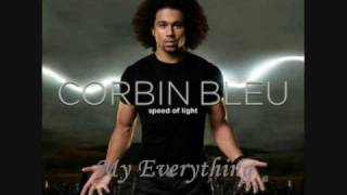 9. My Everything - Corbin Bleu (Speed of Light)