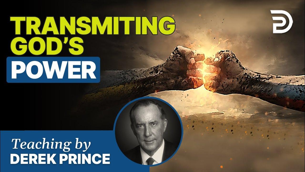 YouTube thumbnail for Transmitting God's Power