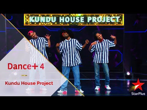 Charlie Frost   Mere Naseeb Me   Kundu House Project   Dance Plus 4