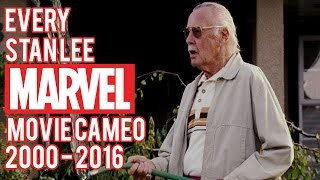 Every Stan Lee Marvel Movie Cameo: 2000-2016