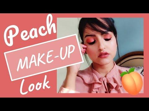 Cute PEACH Makeup Tutorial | 2019