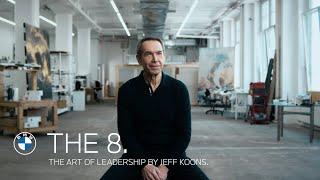 [오피셜] THE ART OF LEADERSHIP. Jeff Koons and the BMW 8 Series Gran Coupé.