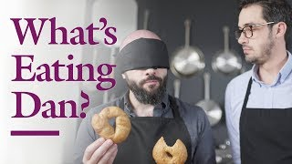 How To Make The Best Bagels At Home (with Binging With Babish!) | Bagels | Whats Eating Dan?