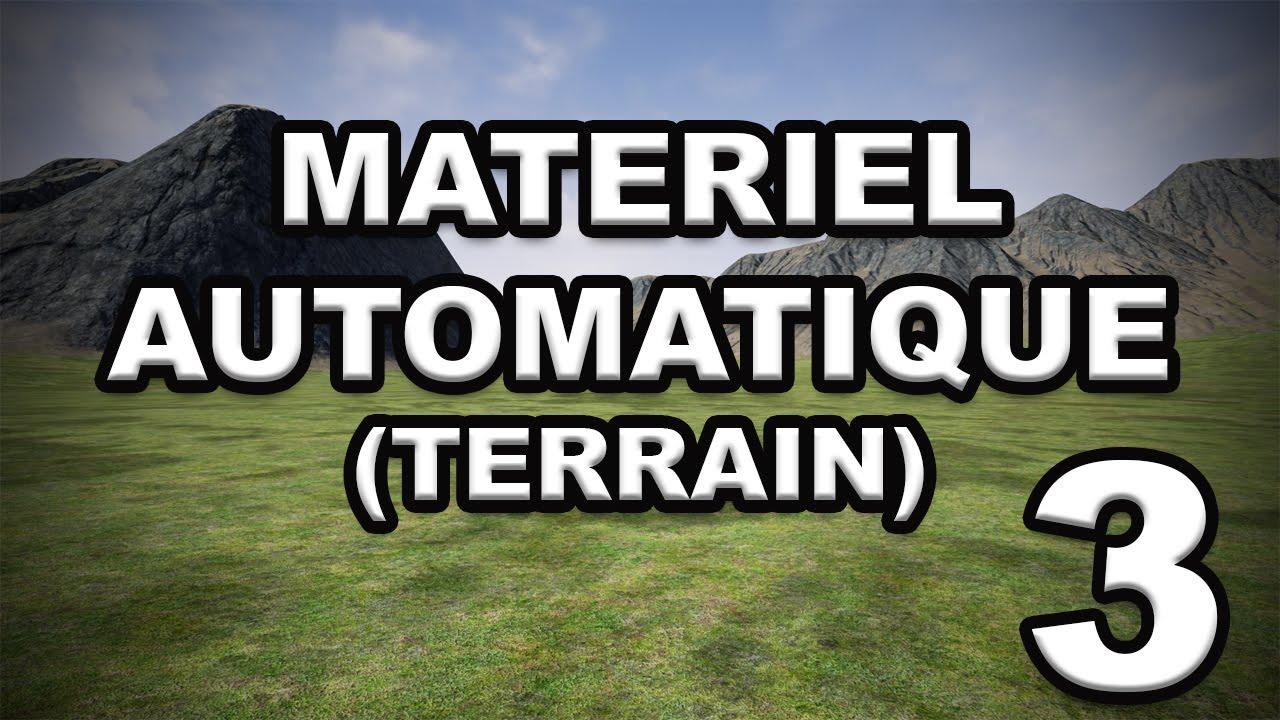 [UE4 TUTO FR] Automatique Matériel - La Base (Partie 1)