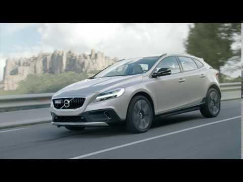 Volvo V 40 Cross Country Хетчбек класса C - рекламное видео 3