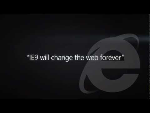 Microsoft Commercial for Microsoft Internet Explorer (2012) (Television Commercial)