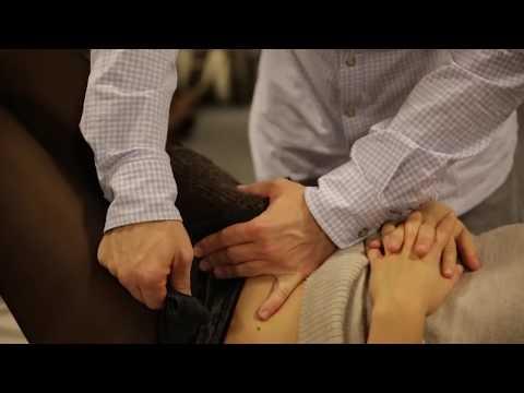Warum Rückenschmerzen, wo das rechte Schulterblatt