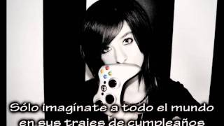 Christina Grimmie - Ugly (Traducida)