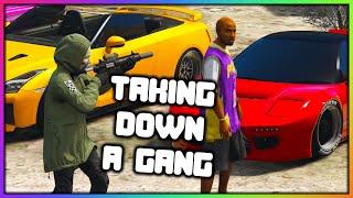 GTA 5 Roleplay - Taking Down A Gang For Revenge | RedlineRP