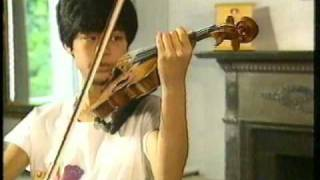Vanessa Mae - All About Me   Going Live!   21/09/1991