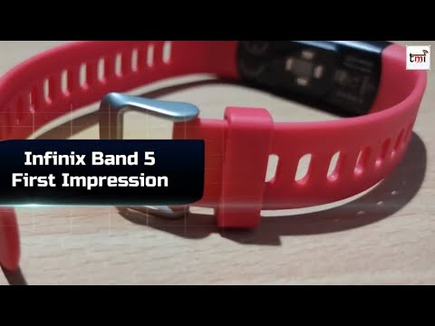 Infinix Band 5 Ist impression