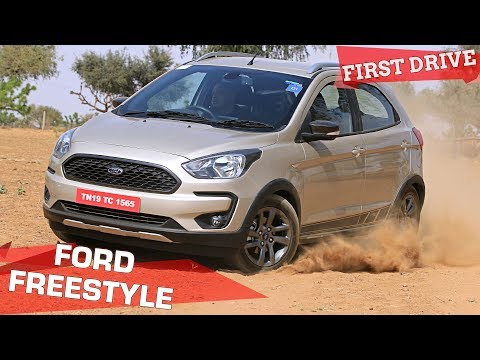 Ford Freestyle Petrol Review | Cross-hatch done right! | ZigWheels.com