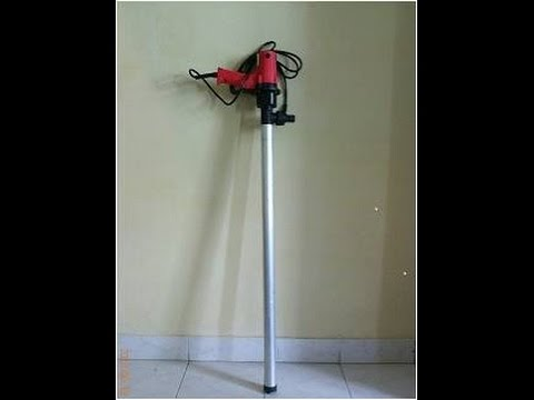 Electric Barrel Pump For Diesel