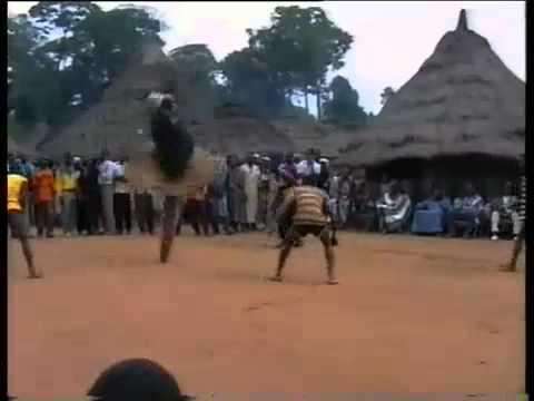 Ivory Coast Drum,Chant & Dance
